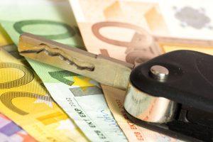 Autokauf Dreiwegefinanzierung