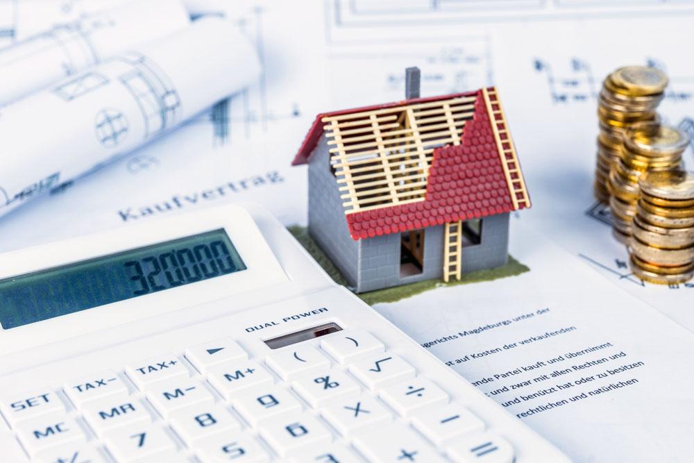 baugeld rechner online sparen bei der baufinanzierung