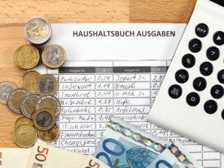 Buchführung Haushalt