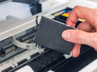 Druckerpatronen befüllen und viel Geld sparen
