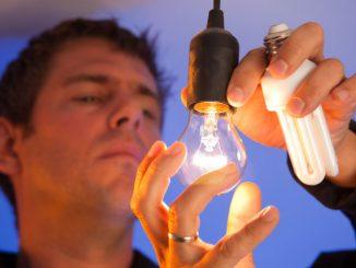 Energiesparlampe Geld sparen