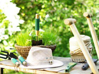 Gartengeräte Geld sparen