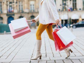 Handeln feilschen shoppen