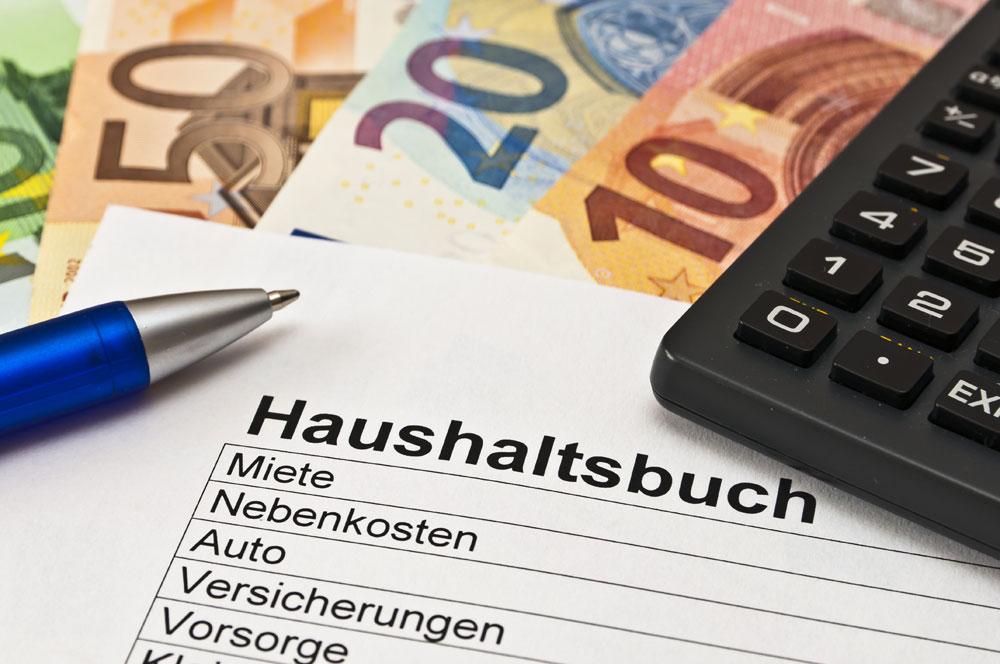 haushaltsbuch kostenlos f hren und geld sparen
