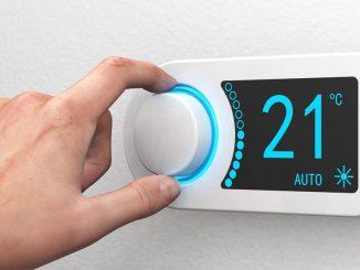 Heizung Temperatur Regler