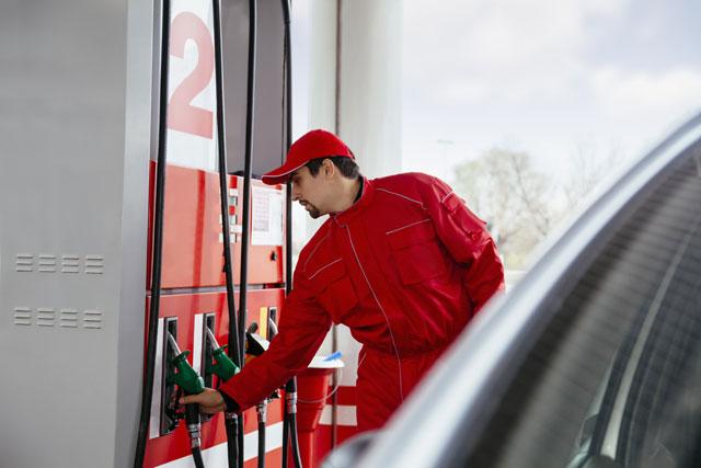 Nebenjob Tankstelle