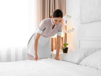 Nebenjob als Zimmermädchen