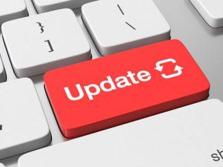 Software Update - Nicht immer nötig