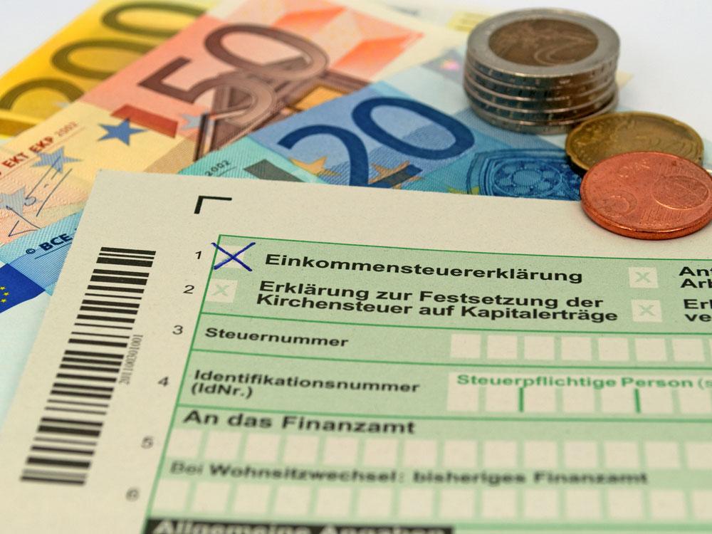 berufsunfähigkeitsversicherung steuererklärung wo eintragen