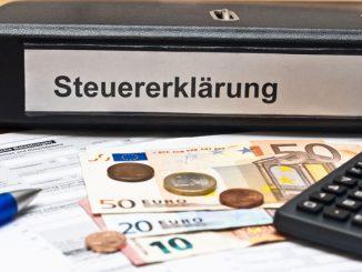 Steuerklärung Elster Formular
