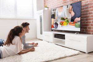 Energieverbrauch von Plasma- und LCD-Fernsehern im Vergleich