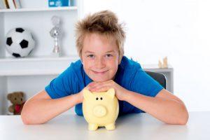 Taschengeld auf Tagesgeldkonto sparen