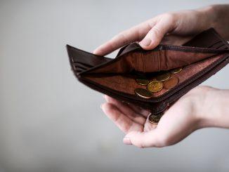 Finanziellen Engpass überbrücken - x Tipps wie Sie schnell an Geld kommen