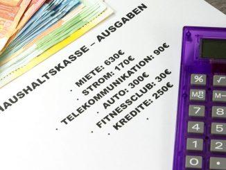 Haushaltskasse aufbessern