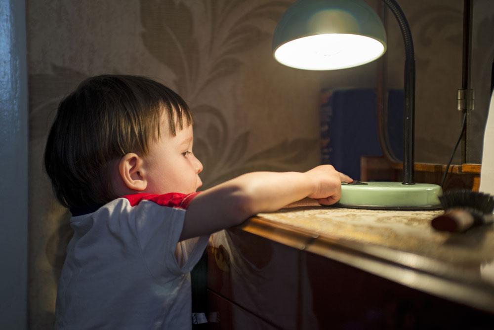 Strom sparen Kinder