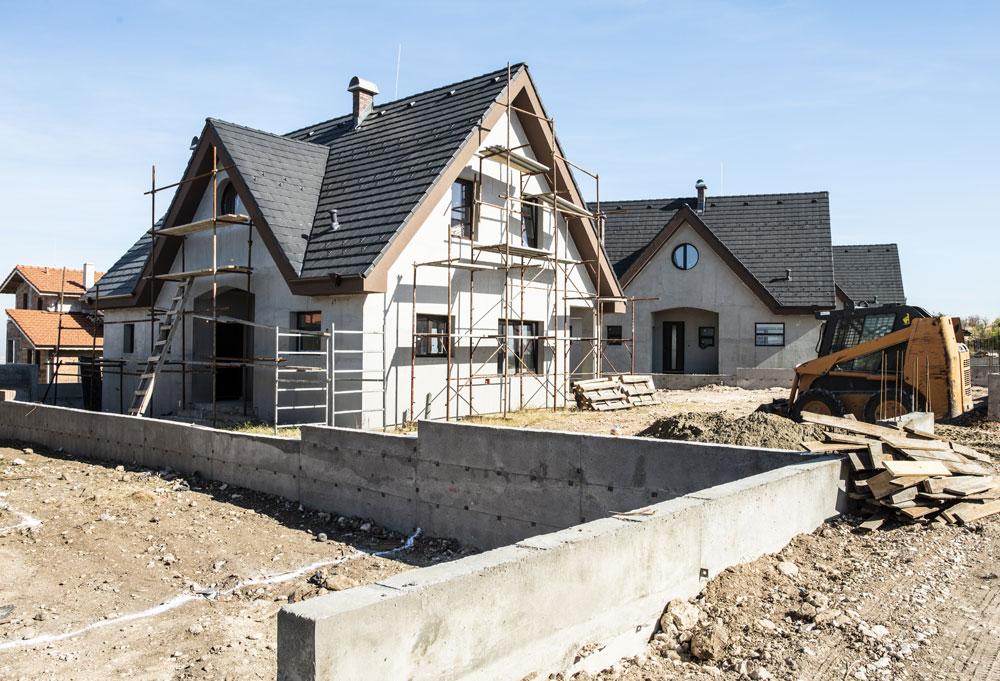 Haus bauen Voraussetzungen